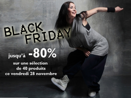 Black Friday sur Sobanova Store